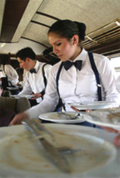 Components of a Waiter or Waitress Resume