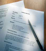 Using Strong Verbs in Your Resume